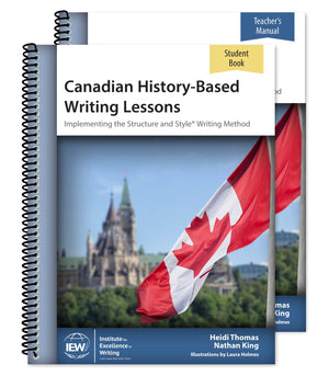 IEW CANADIAN HISTORY-BASED WRITING (COMBO) 2nd Ed