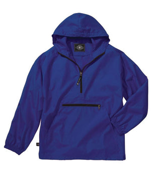 Youth Pack-N-Go Pullover- Royal Blue - While Supplies Last