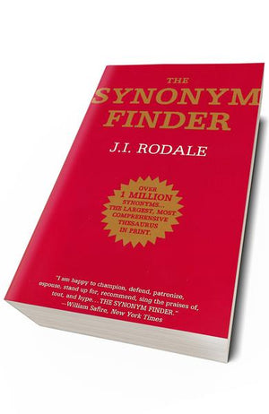THE SYNONYM FINDER
