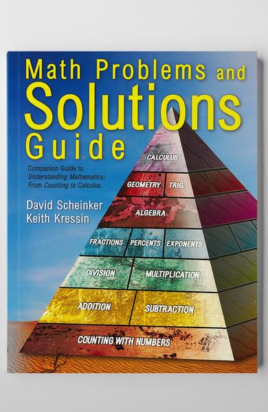 MATH PROBLEMS AND SOLUTIONS GUIDE - Temporarily Out of Stock