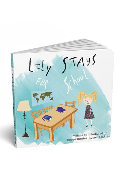 LILY STAYS FOR SCHOOL