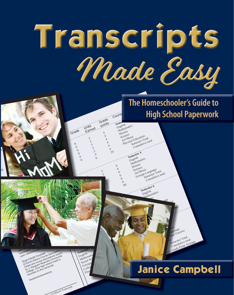 TRANSCRIPTS MADE EASY - Temporarily Out of Stock
