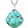Unique Natural Turquoise Pendants