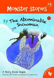 Abominable Snowman The Monster Stories L 3