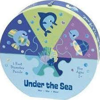 Deluxe Puzzle Wheels  Under the sea Rompecabezas