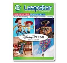 Leapster Disney Problem Solving