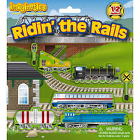 Riding the Rails  Figuras Magneticos para Jugar