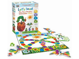 Lets feed the very hungry carterpillar game eric carle