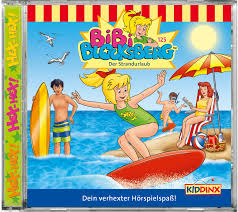 Bibi blocksberg der strandurlaub Audio CD
