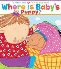 Where is babys puppy