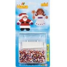Mini Santa Claus y Angel
