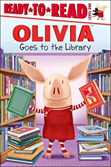 Olivia Goes To The Library L1