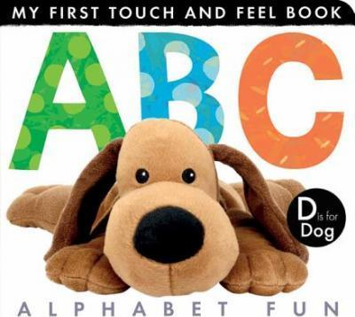 My First Touch and Feel ABC Alphabet Fun