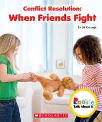 When Friends Fight