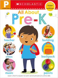 All about prek skills workbook