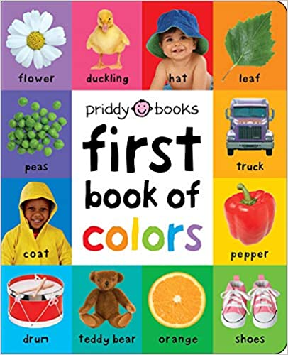 First Book of Colors