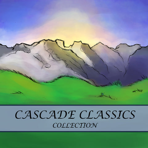 Cascade Classics Collection - Bath Salts