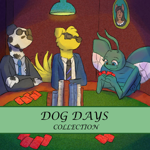 Dog Days Collection - Bath Salts
