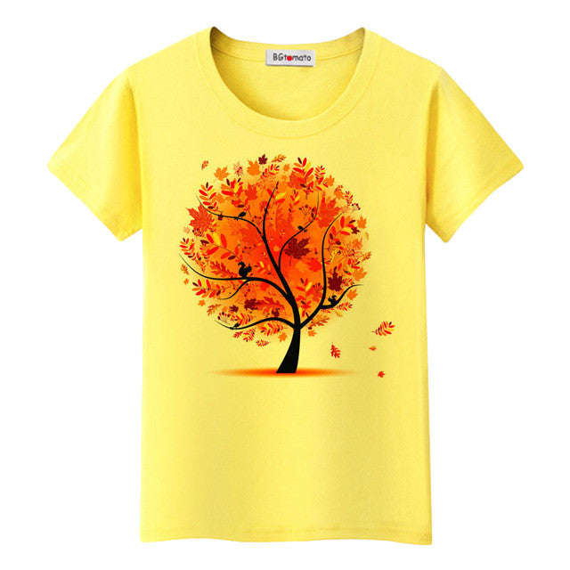 Beautiful Maple 3D Print Shirt