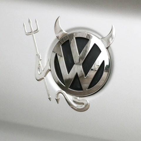 Volkswagen Little Angel Devil 3D Decal  Sticker