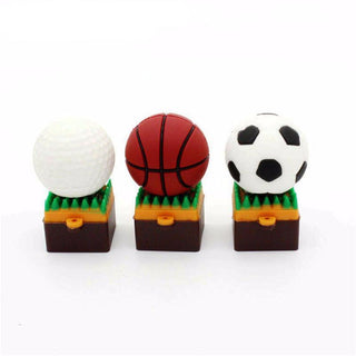 Mini Ball USB Thumb Drive