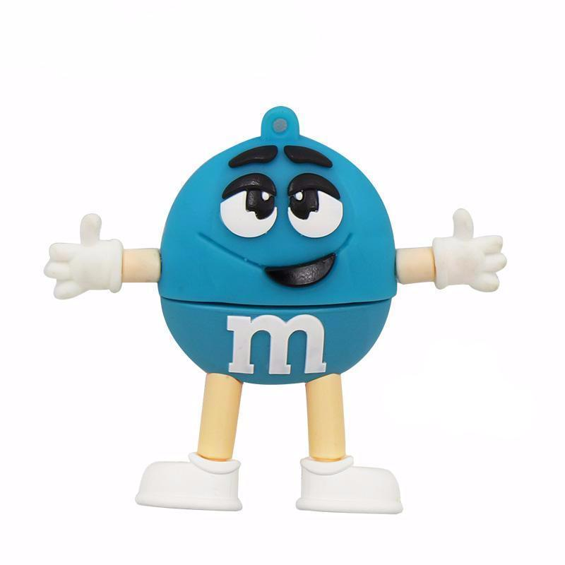 M&M's Rainbow Beans Thumb Drive