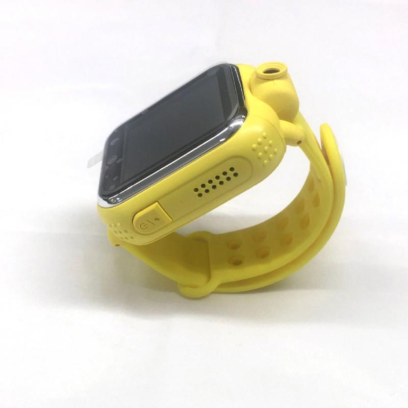 Q8 - 3G Smartwatch For Kids with Rotatable Camera