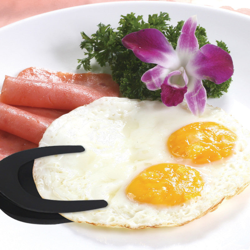 2 IN 1 Grip & Flip Nylon Egg Spatula