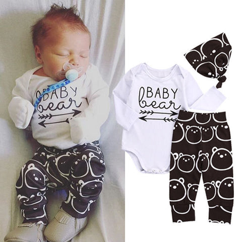 """Baby Bear"" Clothing Outfit"