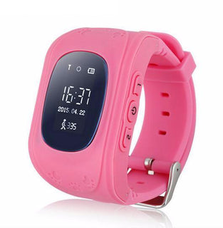 GPS Tracker Smartwatch For Kids