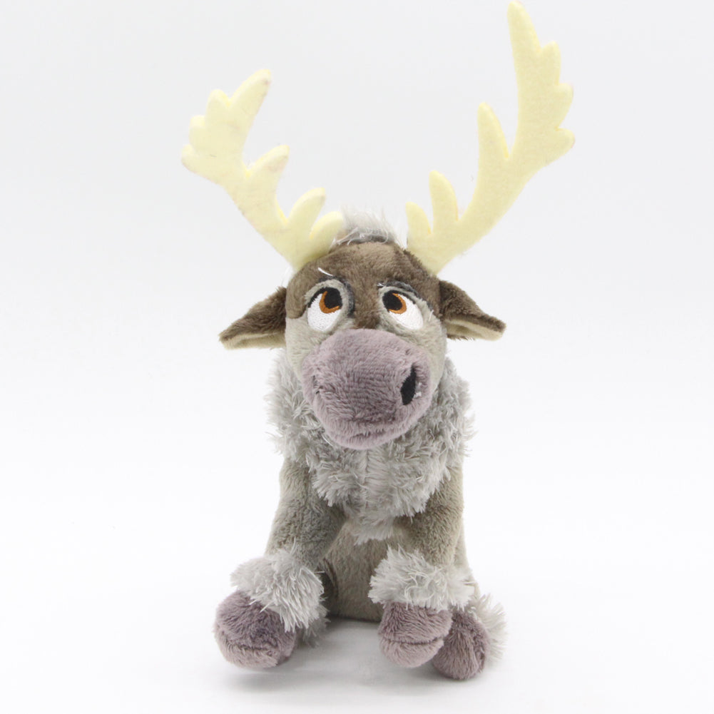 Sven Moose Deer Plush Toy Them Deals
