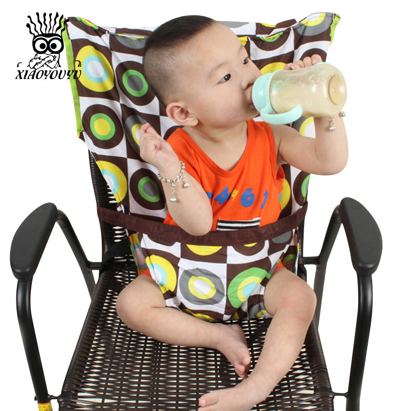 Portable Infant Seat Harness