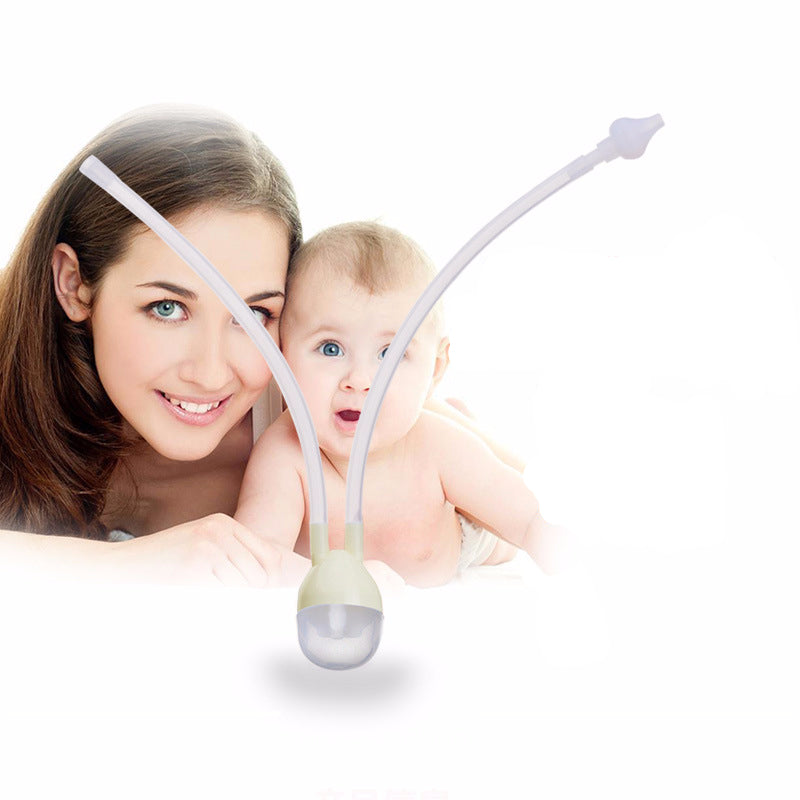 Infant Safety Vacuum Nasal Cleaner