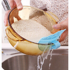 Rice Washing Plastic Drainer - themdeals - 3