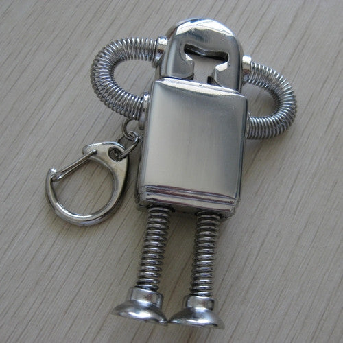 Metal USB Robot Flash Drive
