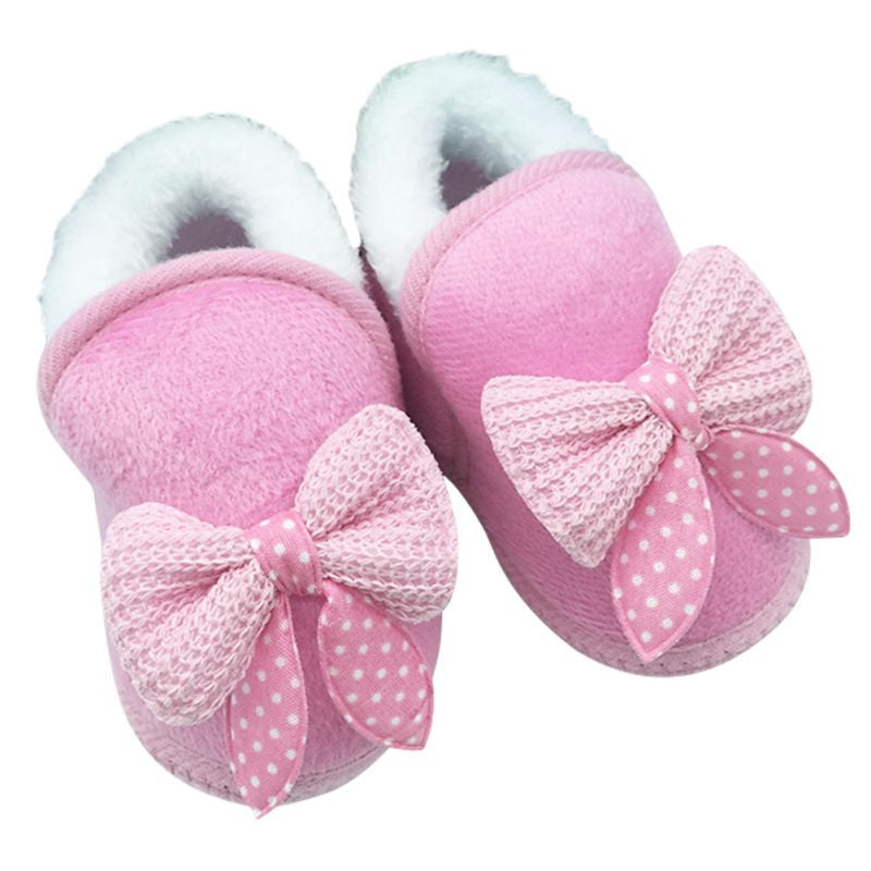 Baby's Warm Crib Shoes