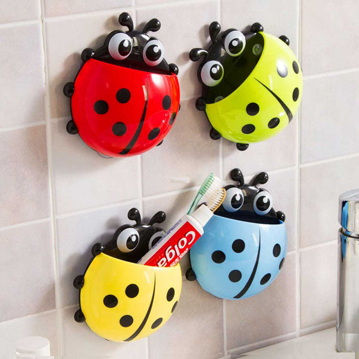 Ladybug Toothbrush Holder - themdeals - 1