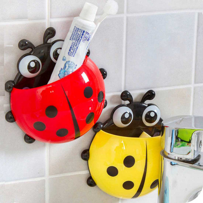Ladybug Toothbrush Holder - themdeals - 2
