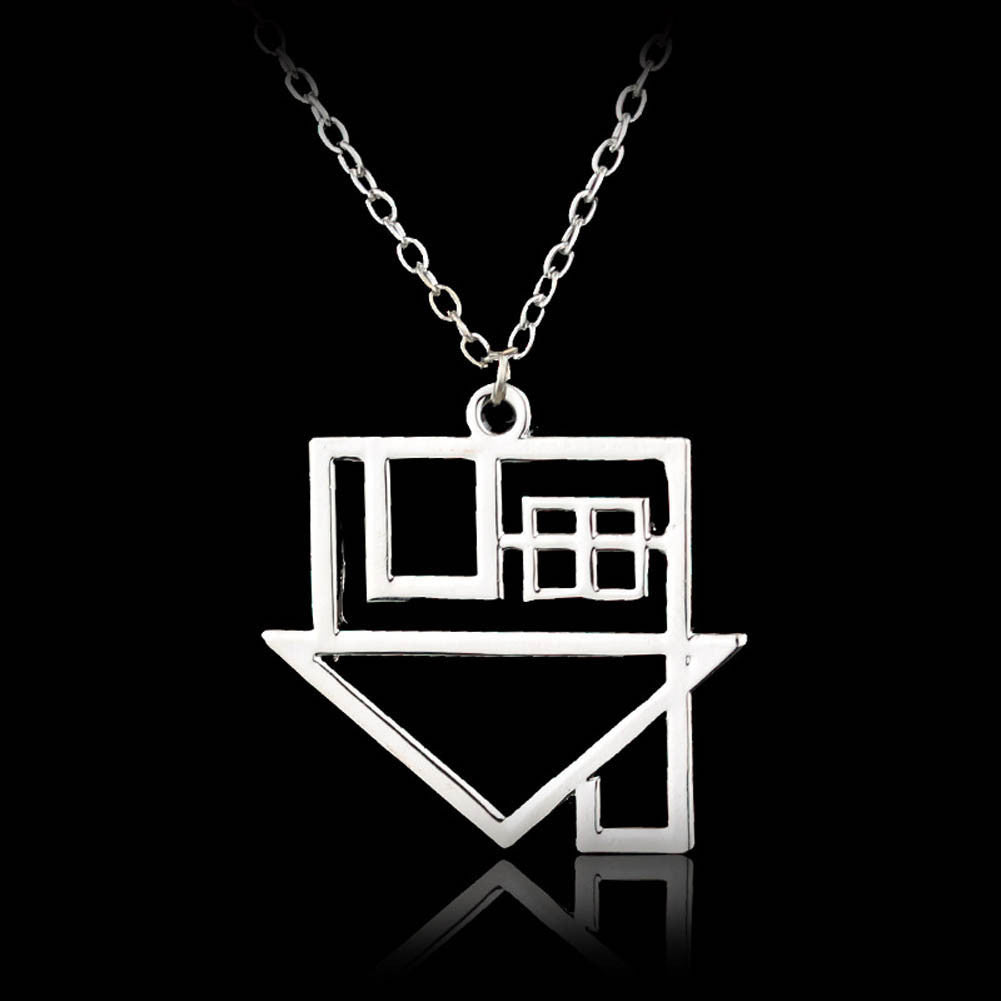 The Neighborhood Pendant Necklace
