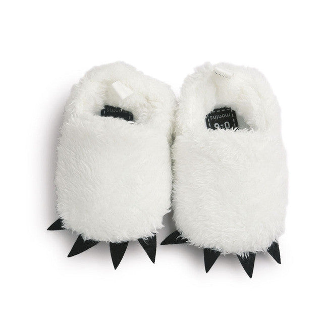 Monster Paw Baby Shoes