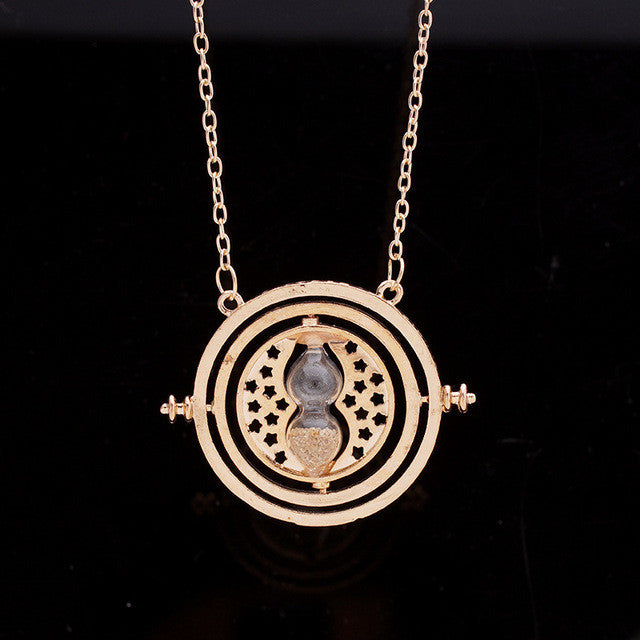 Harry Potter Time Turner Necklace