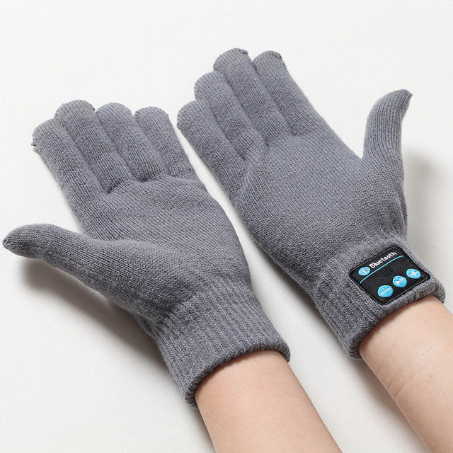 Bluetooth Headset Speaker Gloves