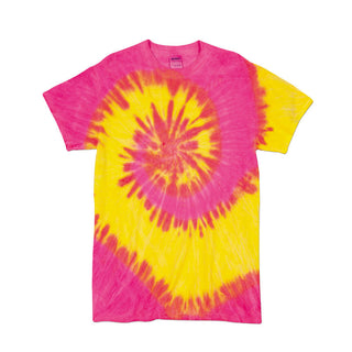 Tie Dyed Paisley Shirt