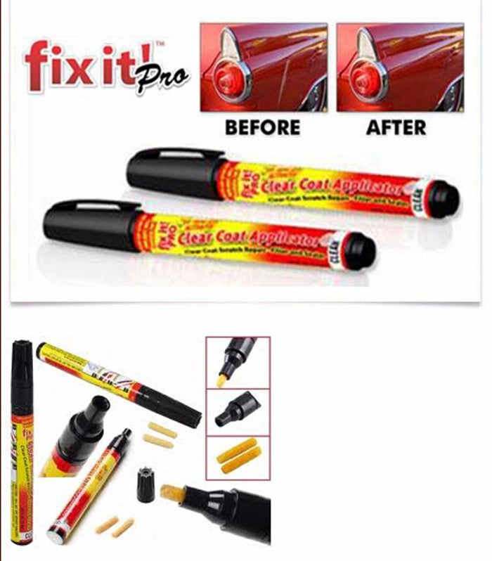 Fix It Pro Pen. Car Scratch Repair - themdeals - 2