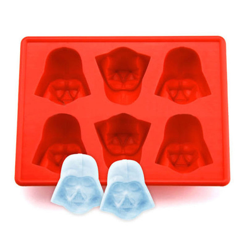 Star Wars Darth Vader Ice Silicone Mould - themdeals - 1
