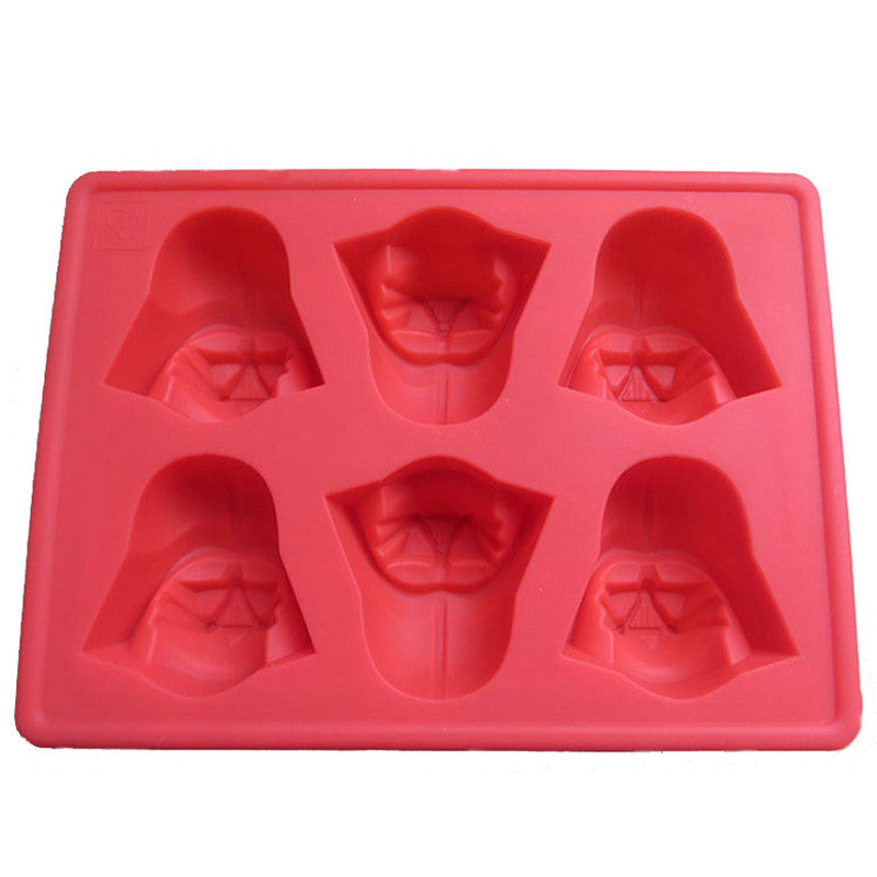 Star Wars Darth Vader Ice Silicone Mould - themdeals - 2
