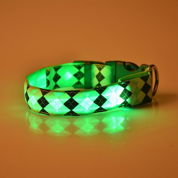 Nylon LED Dog Collar - themdeals - 6