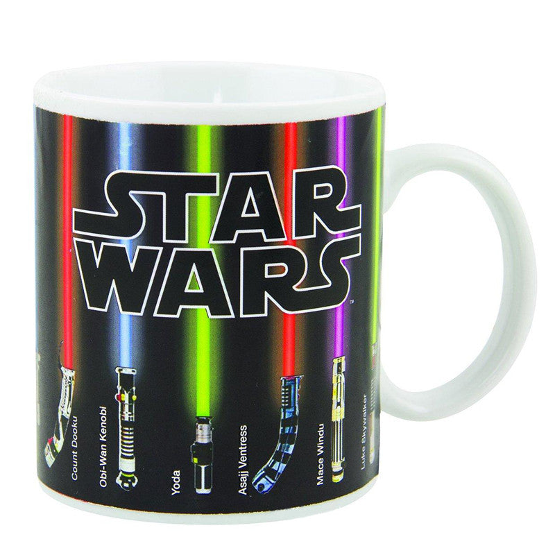 Star Wars Lightsaber Heat Reveal Mug - themdeals - 3
