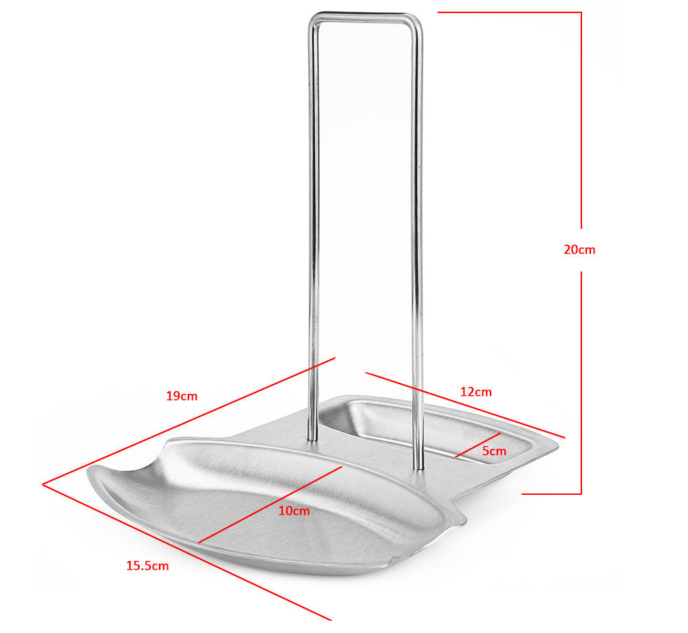 Stainless Steel Lid Stand - themdeals - 4