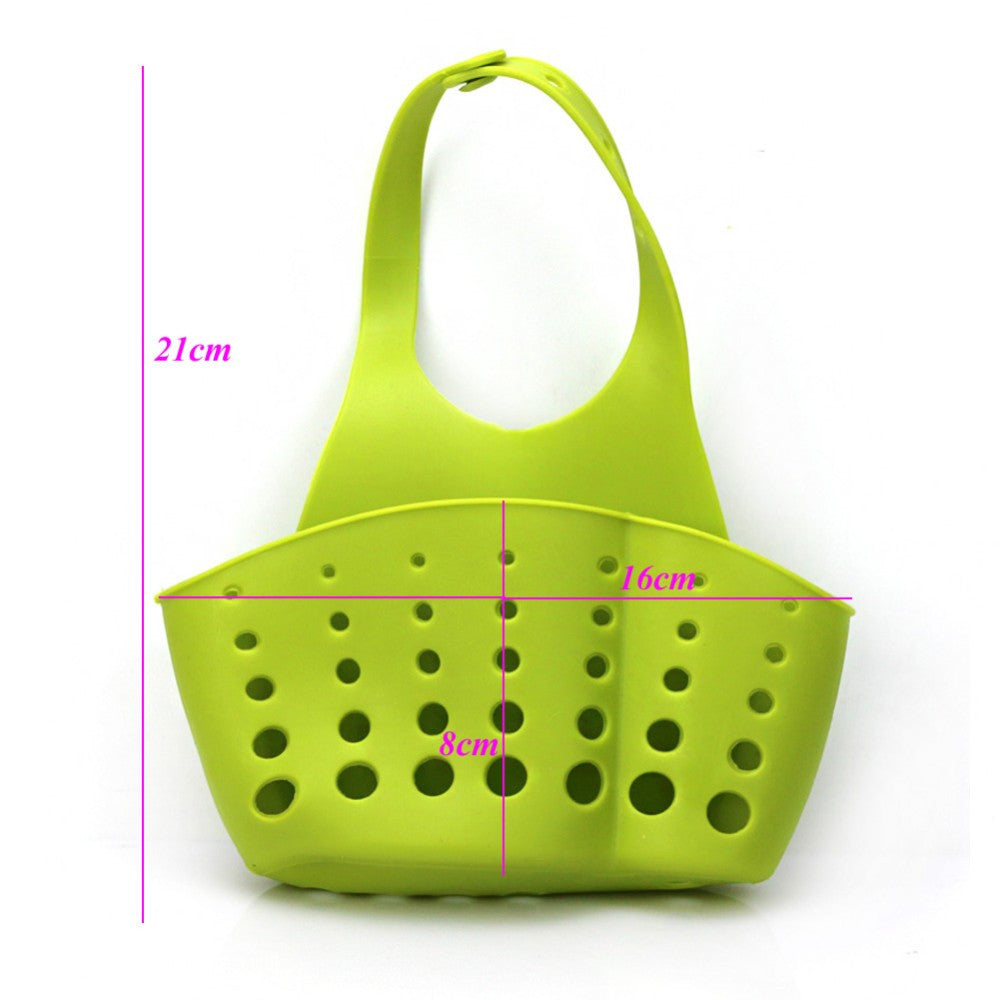 Kitchen Portable Hanging Drain Bag Basket - themdeals - 7